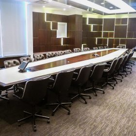 Anchorage Boardroom Conference Table