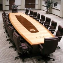 Boardroom Conference Tables Paul Downs - Conference table shapes
