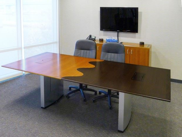 Hudson Modular Conference Table