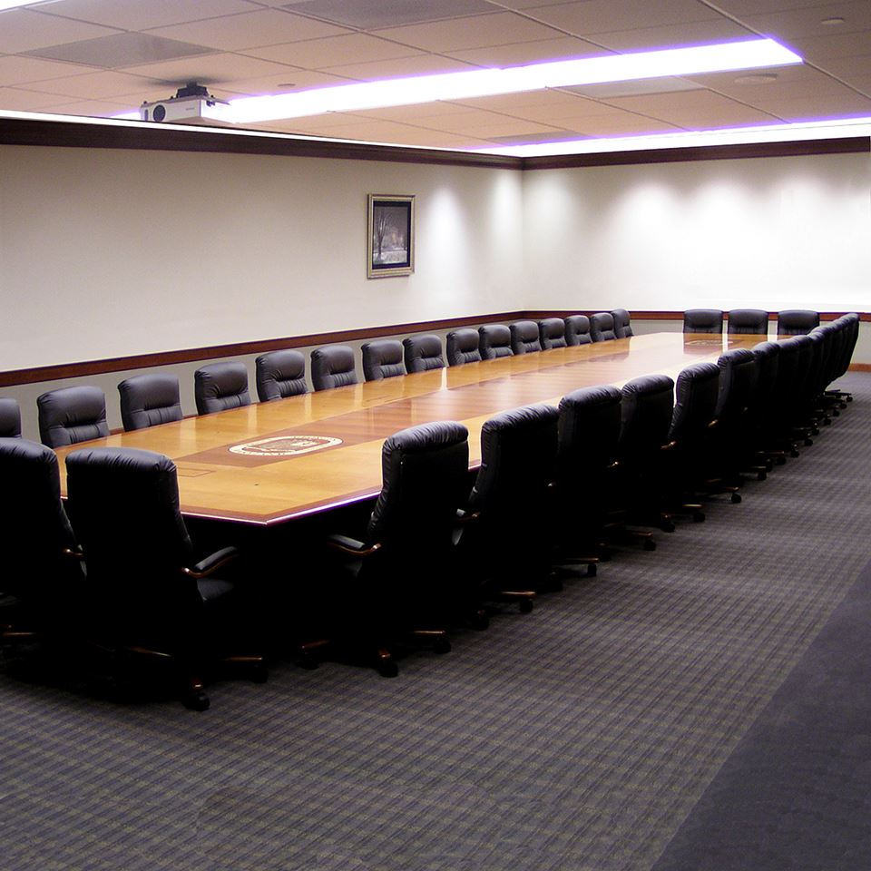 Pgcm Boardroom Conference Table Paul Downs Cabinetmakers