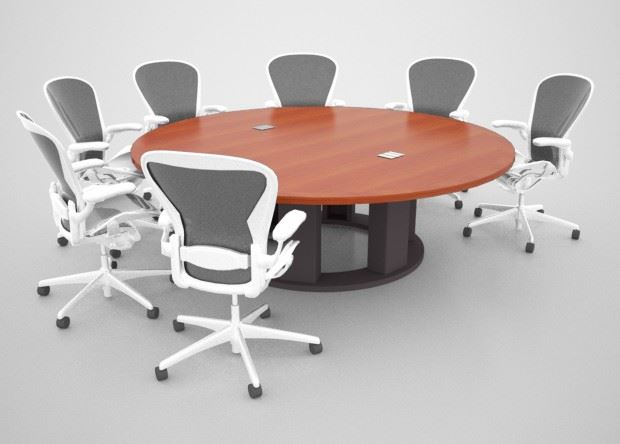Newport News/Coursera Conference Table