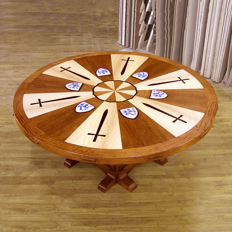 Round Oval Conference Tables