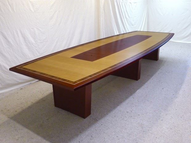 Lasertel Conference Table