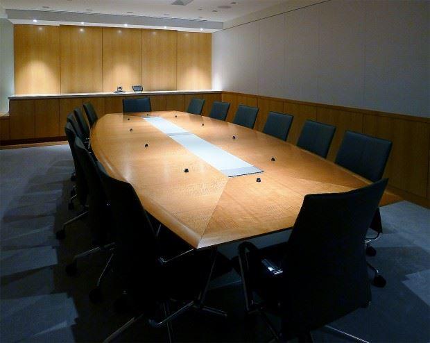 Shorenstein Boardroom Conference Table