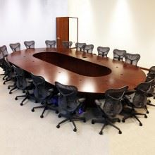 Bank Institution MC12 Boardroom Conference Table