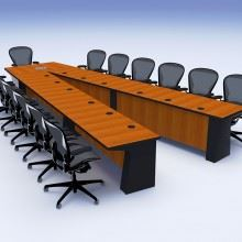 V Shaped Conference Room Table Modern Coffee Tables And Accent Tables - V shaped conference room table