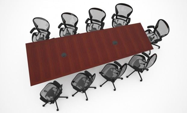 OSD Keystone Conference Table