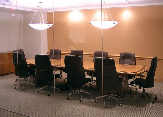 BMN Conference Table with Power