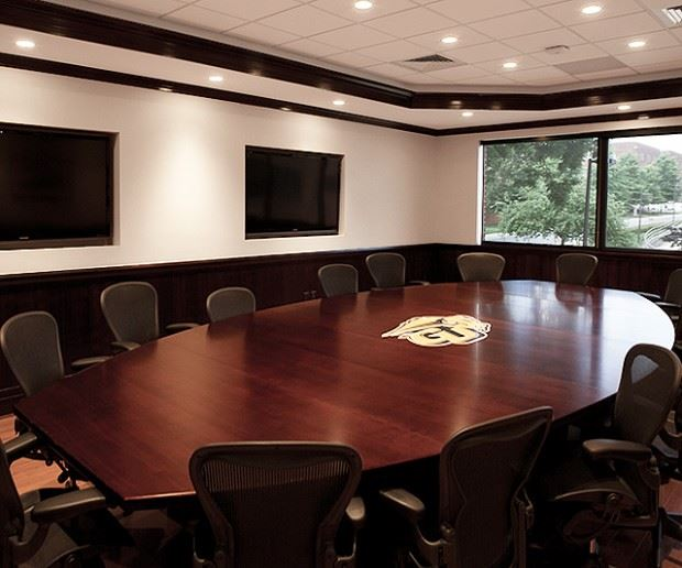 Gallaudet University Conference Table