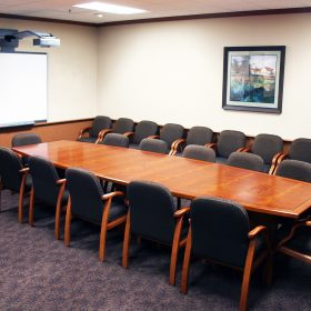 Michigan State University Conference Table