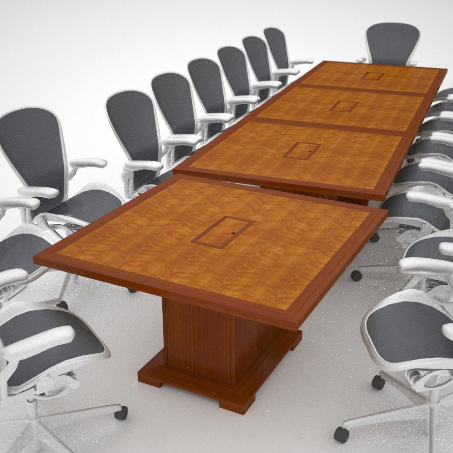 Modular Conference Tables Paul Downs Cabinetmakers - Modular conference table system