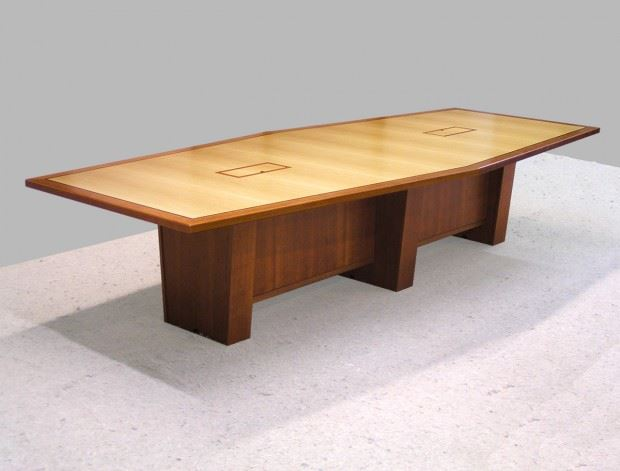 FCU U-Shaped Conference Table