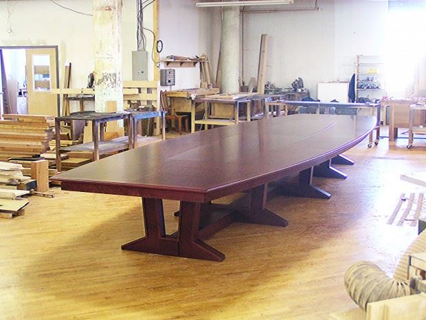 Williams Morgan Conference Table