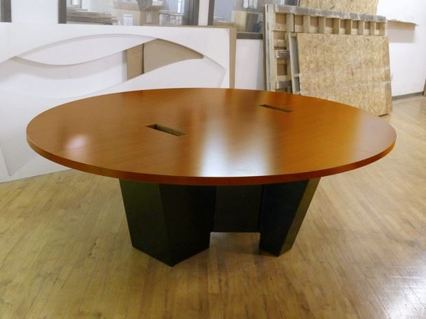 CCG Oval Conference Table