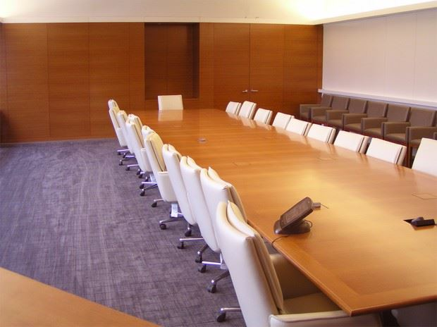 Jets Conference Table