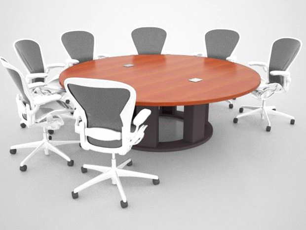 Coursera Conference Table