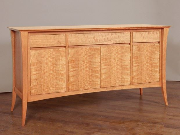 6′ Traditional Credenza – Rosemont