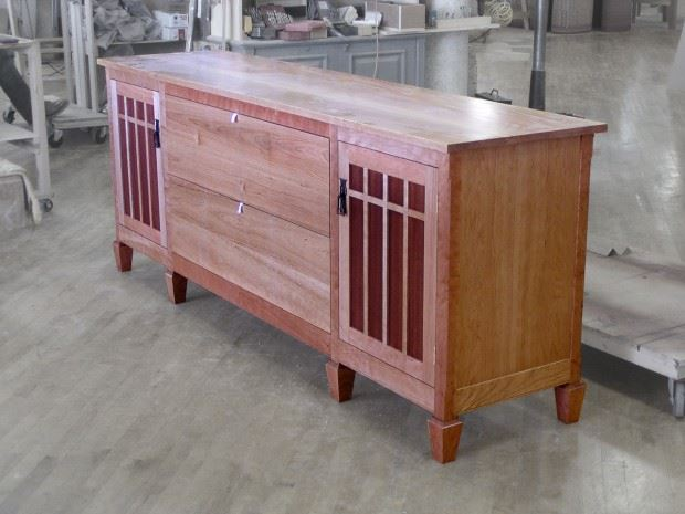 7′ Traditional Credenza – Gausling