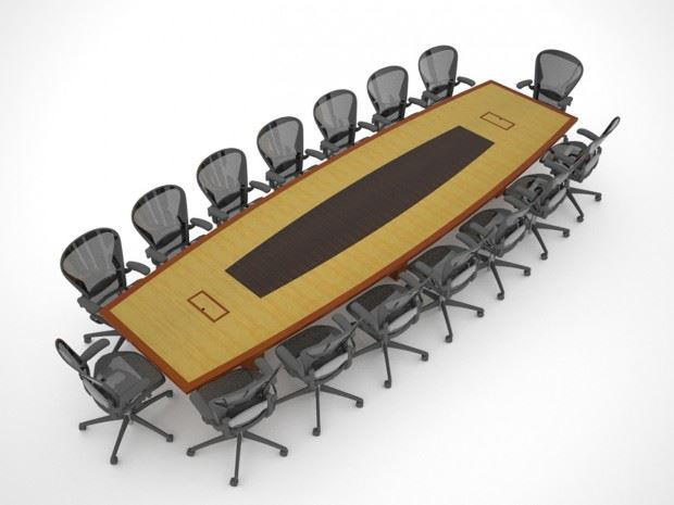 Geocomp Energy Conference Table