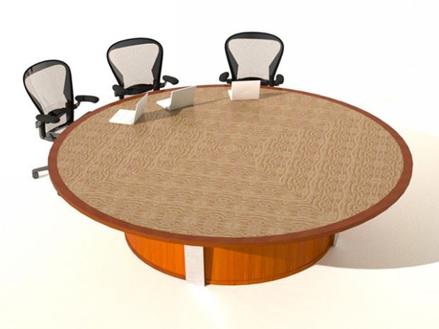 Rowan University Conference Table