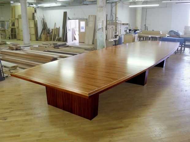 McIntosh & Tuttle LL Bean Conference Table