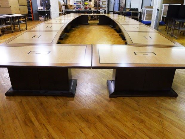 NASA – Glenn Research Center Modular Conference Tables