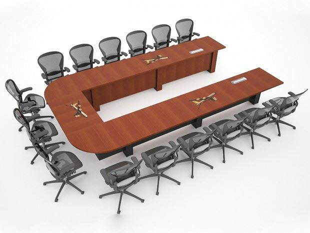 Tinker Air Force Conference Table