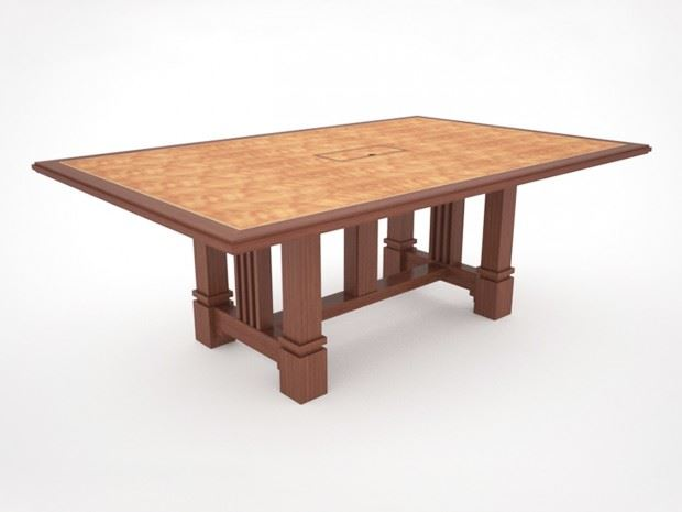 Brandywine Conference Table: Clarity