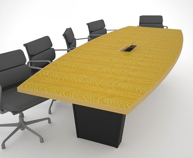 Standard Grade Anegre Conference Table