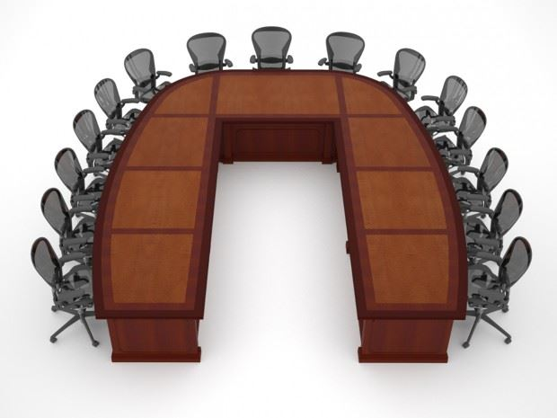 Sargento Conference Table Paul Downs Cabinetmakers - U shaped conference table
