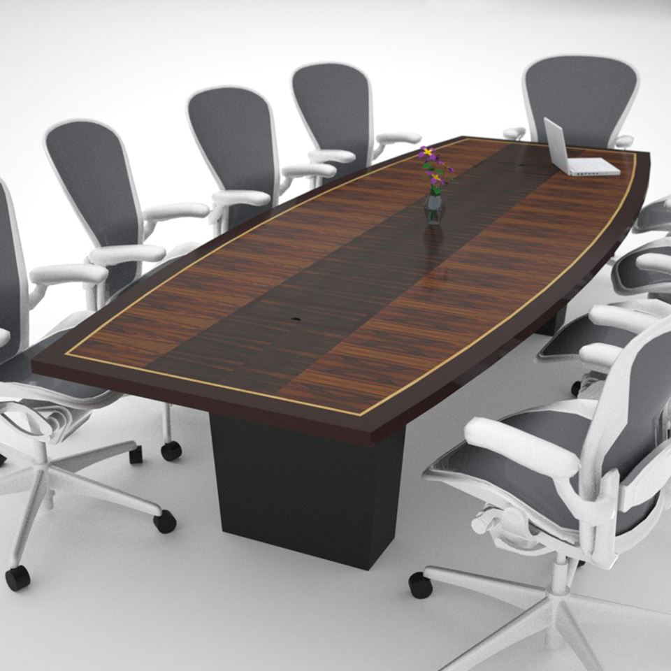 RossLittle Foxwoods Table Paul Downs Cabinetmakers - Conference room table price