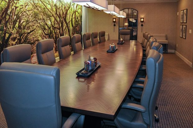 The Schanen Company Conference Table