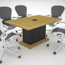 Bank Institution Modular Conference Tables
