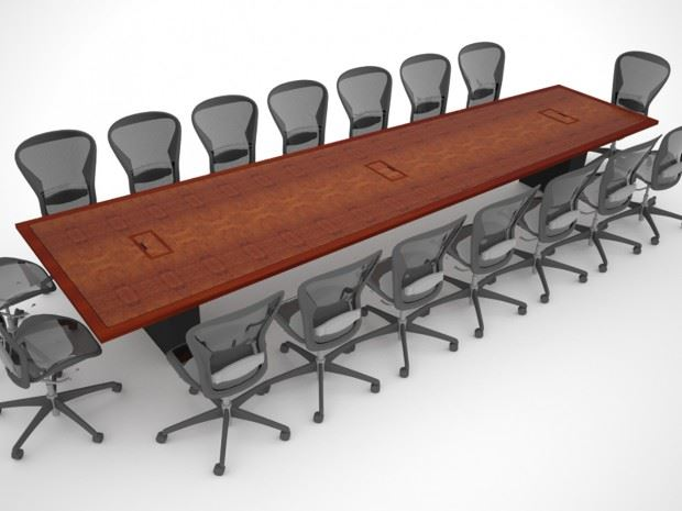Stasia Berk Keystone Conference Table