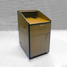 Bank Institution Lectern