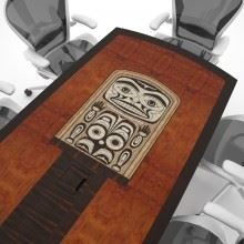 Potlatch Conference Table
