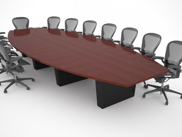 Lenahan Law Conference Table