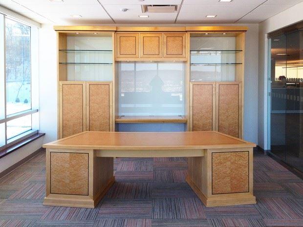 CubeSmart CEO Office