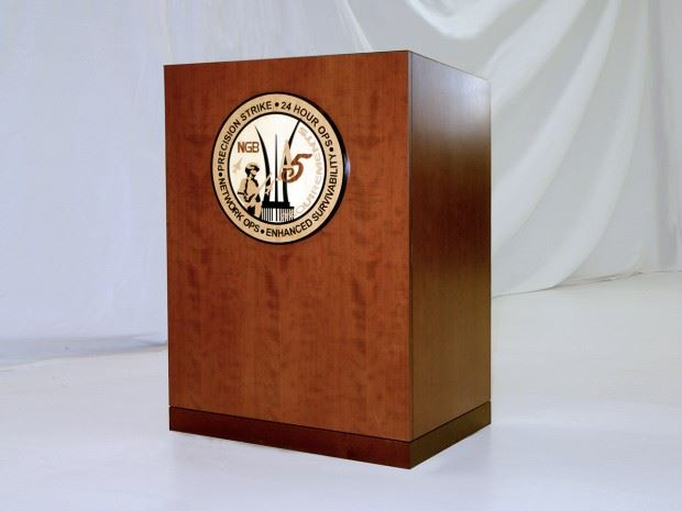 Andrews Air Force Base Lectern