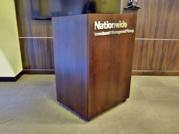 Nationwide Lectern