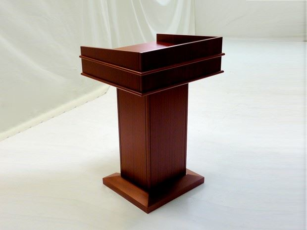 Washington First Bank Lectern