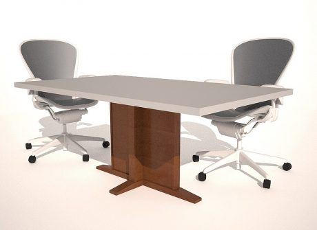 ABEM Conference Table Base