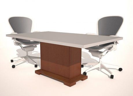 ARDMS Conference Table Base