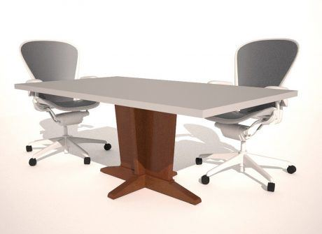 Westminster Conference Table Base