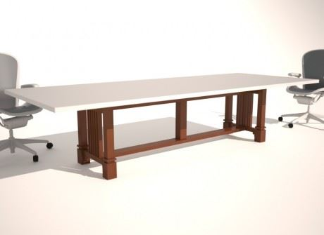 Brandywine Conference Table Base