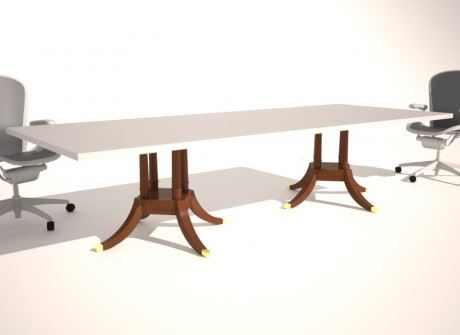 Harbour Conference Table Base