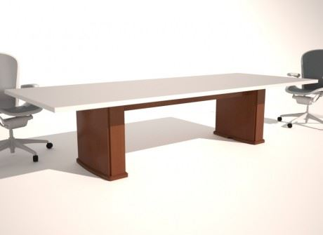 Ryan Conference Table Base
