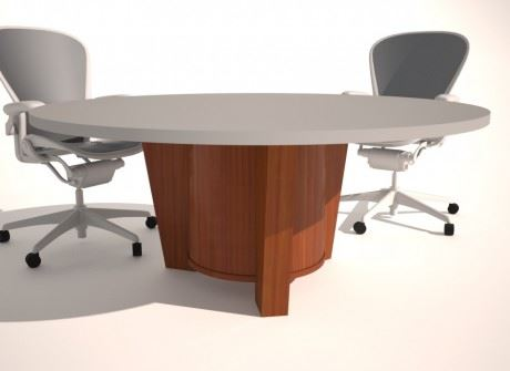 Rowan Conference Table Base