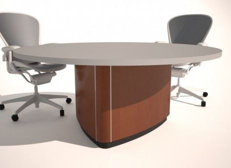 Sample 1 Conference Table Edge