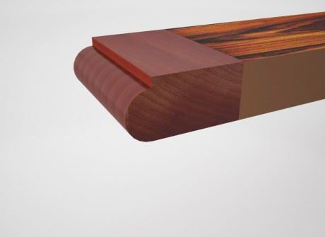 Astragal Conference Table Edge
